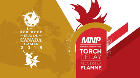 MNP Canada Games Torch Relay