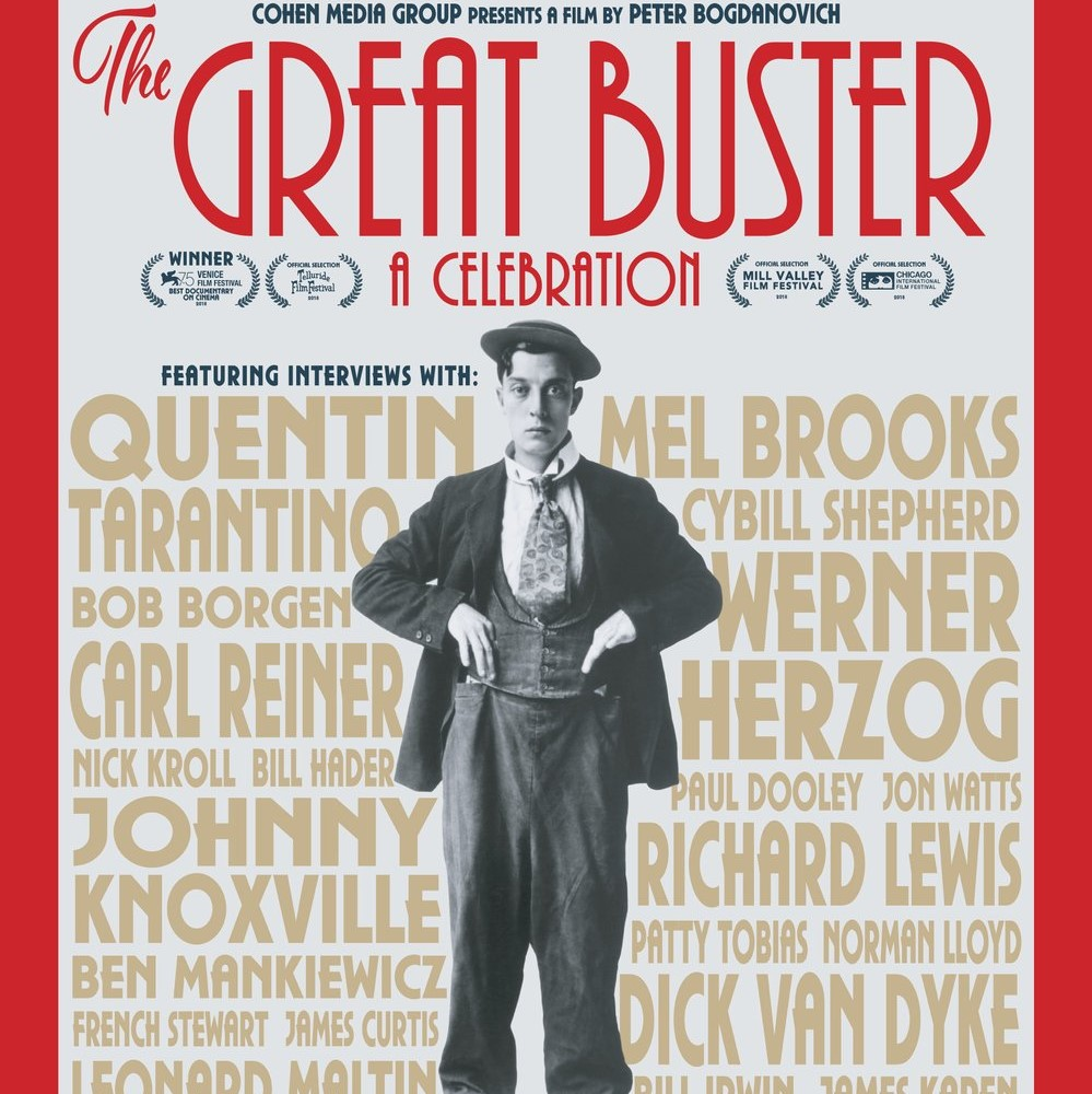 Reel Movie Mondays: The Great Buster