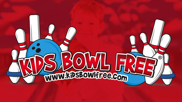 Heritage Lanes Kids Bowl Free Fall Program